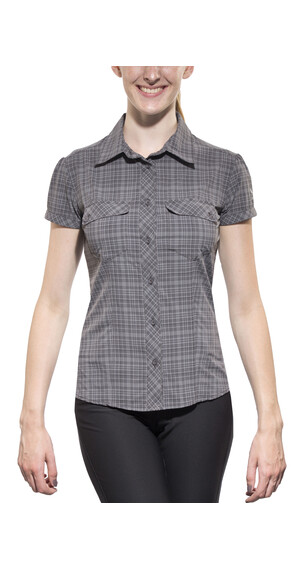 Salewa Kitaa 2.0 - Chemise manches courtes Femme - gris